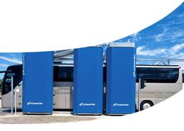 Autokosmetika AUWA pro mytí nákladních vozidel
