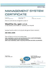 ČSN EN ISO 9001:2008 - english