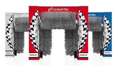 SoftCare Pro Classic RACE – portálová mycí linka